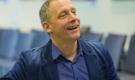 Интервью с Андреем Межулисом – актёром театра и кино