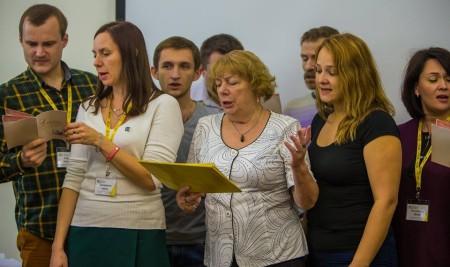 BIZ провел очередной семинар-практикум по хоровому пению на немецком языке