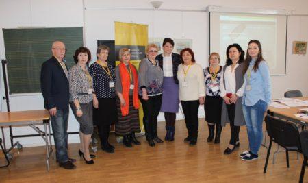 17-20 января проходит семинар по социальной работе