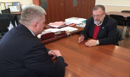 Интервью с Владимиром Зориным