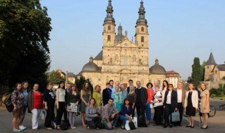 Начался прием заявок на Культурно-исторический семинар в Галле