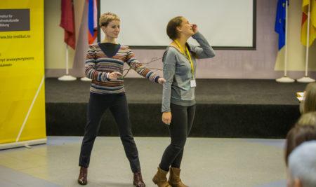 Набор на семинар по театральному творчеству