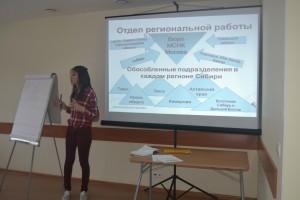 Семинар по молодежной работе г. Омск